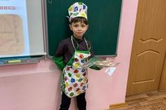 А у нас опять цветной денёк-«Кулинарное настроение»!