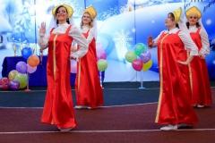 Масленица в православной гимназии св. Иоанна Кронштадтского г. Балашиха