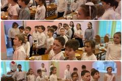 Цветной денёк в Православной Гимназии 2021!