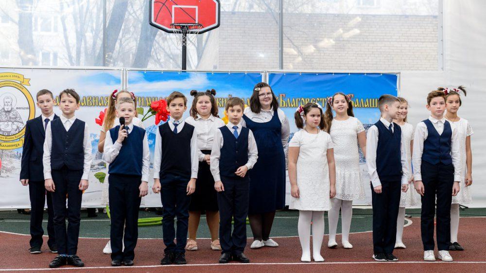 24 ноября в Гимназии прошёл концерт по случаю Дня матери!