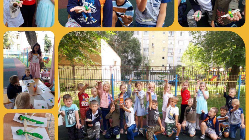 В детском саду«Благовест» прошла«Неделя Самоделкиных».